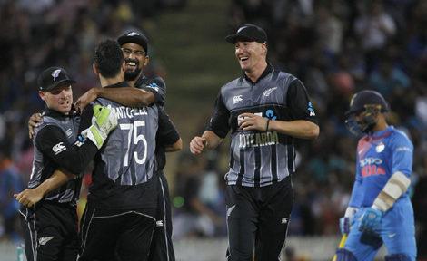 New Zealand vs India, 3rd T20I,Cricket Score,India tour of New Zealand, 2019, Seddon Park, Hamilton