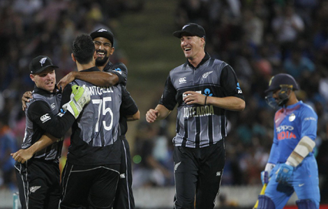 New Zealand vs India, 3rd T20I,Cricket Score,India tour of New Zealand, 2019, Seddon Park, Hamilton