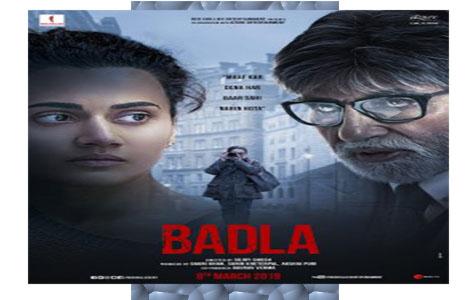 Amitabh Bachchan's BADLA (Revenge)