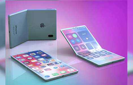 Apple's Foldable IPad Concept
