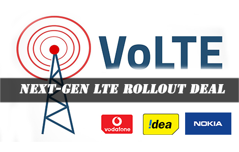 Vodafone Idea-Nokia sign next-gen LTE rollout deal