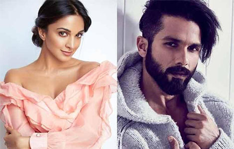 Shahid Kapoor, Kiara Advani wrap up shooting for film Kabir Singh