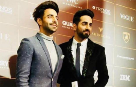 Aparshakti Khurana: No competition with brother Ayushmann